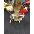 We loved sharing our favourite books!