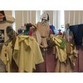 Our puppet display