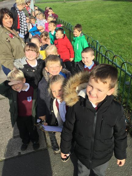 Exploring Wolstanton. How far will we go?