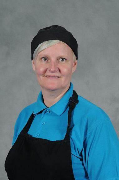 Ms J Hird (Catering Assistant)
