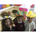 Wearing our bonnets with style!
