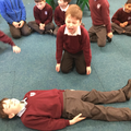 Acting out Julius Caesar