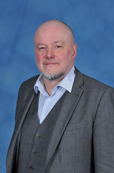 Mr J Lovatt (Trust Representative)