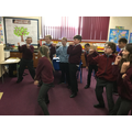Using song and dance to revise aspects of maths