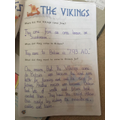 Vikings work: Phoebe Barrett