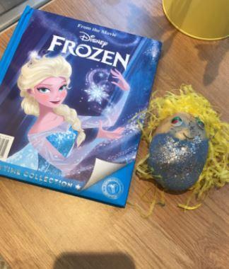 Darcey's Elsa potato