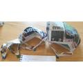 Parachutes Science experiment: Ollie James