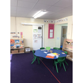 Reading and writing area