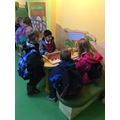 The children learnt a lot and enjoyed themselves