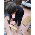 Building a chair