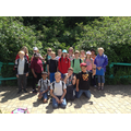 Mrs Bradford's and Mrs Townshend's groups