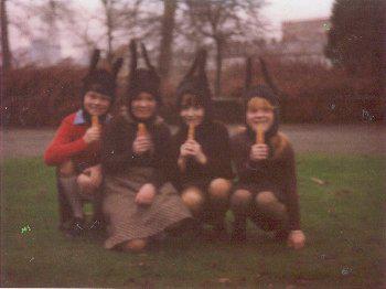 far right - Joanne Galbraith