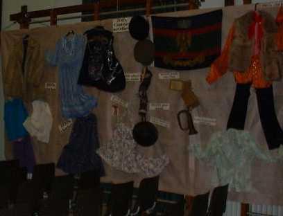 40s - 60s Clothes
