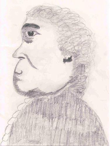 Mozart by M.E.