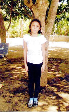 Yasli (age 7)