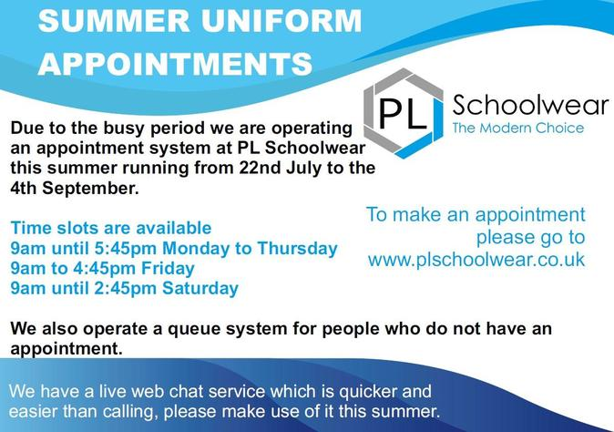 PL Schoolwear
