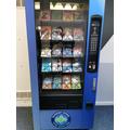 Elmhurst School Aylesbury Book vending machine