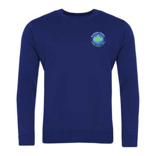 Elmhurst School Logo Sweatshirt