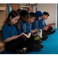 Elmhurst School Aylesbury Library