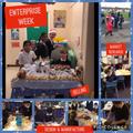 The Christmas Fayre Champions- Enterprise Week