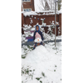 Do you wanna build a snowman?!