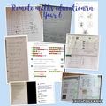 Maths home learning in Year 6