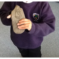 We created Big Ben out of clay.