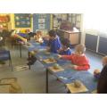 Making dinosaurs