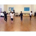Royal Ballet workshop and dances