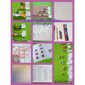 Maths home learning in Reception