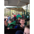 Lots of fun on the train at Conkers