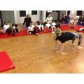 Yoga bugs parent workshop