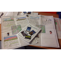 Geography - leaflet about local landmarks