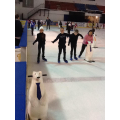 Ice Skating for Frozen Kingdom