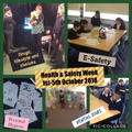 Some of our Health and Safety Week tasks