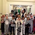 Cruella and her puppies!