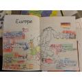 Year 4; Europe