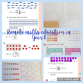Maths home learning in Year 1