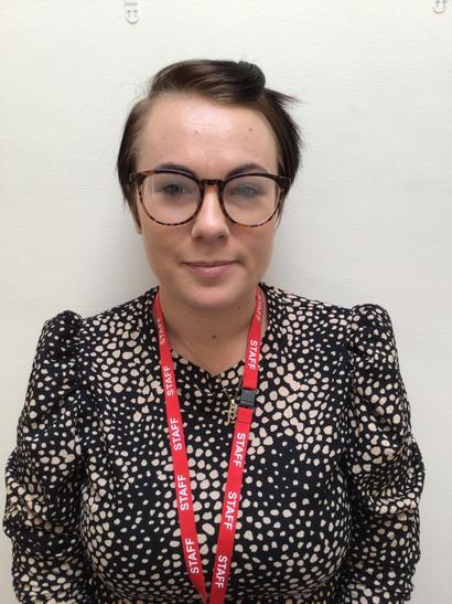 Miss Chapman, Office Administrator