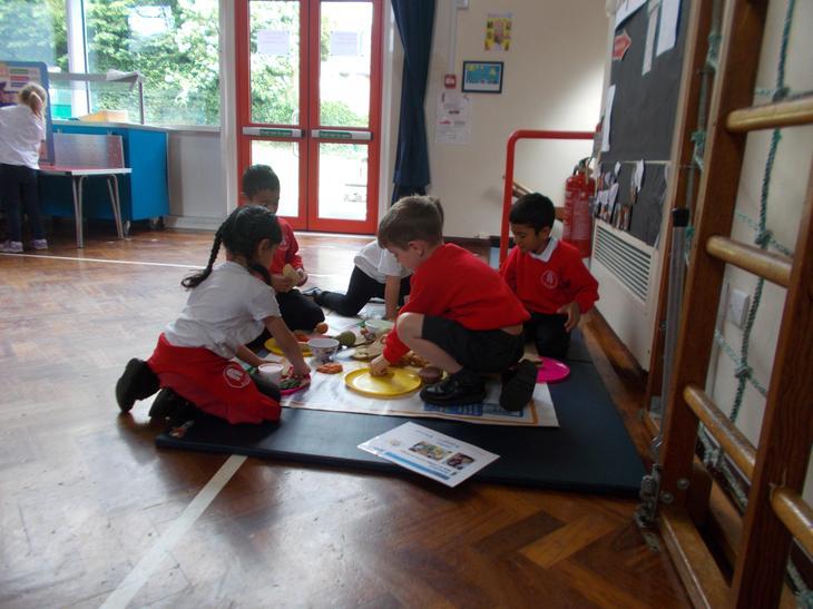 A-Life healthy living workshop