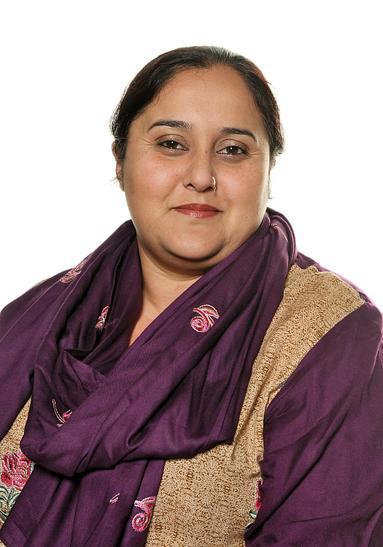 Mrs Khan, Oak Class Support Assistant