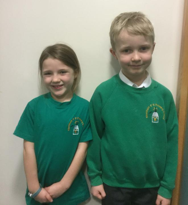 Year 1: Arabella and William
