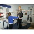 Mrs Percival  - Teaching Assistant - HLTA