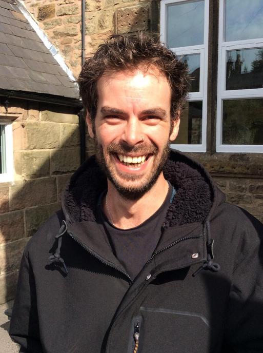 Mr Cooper (Joe) - Teaching Assistant / Drum Teacher