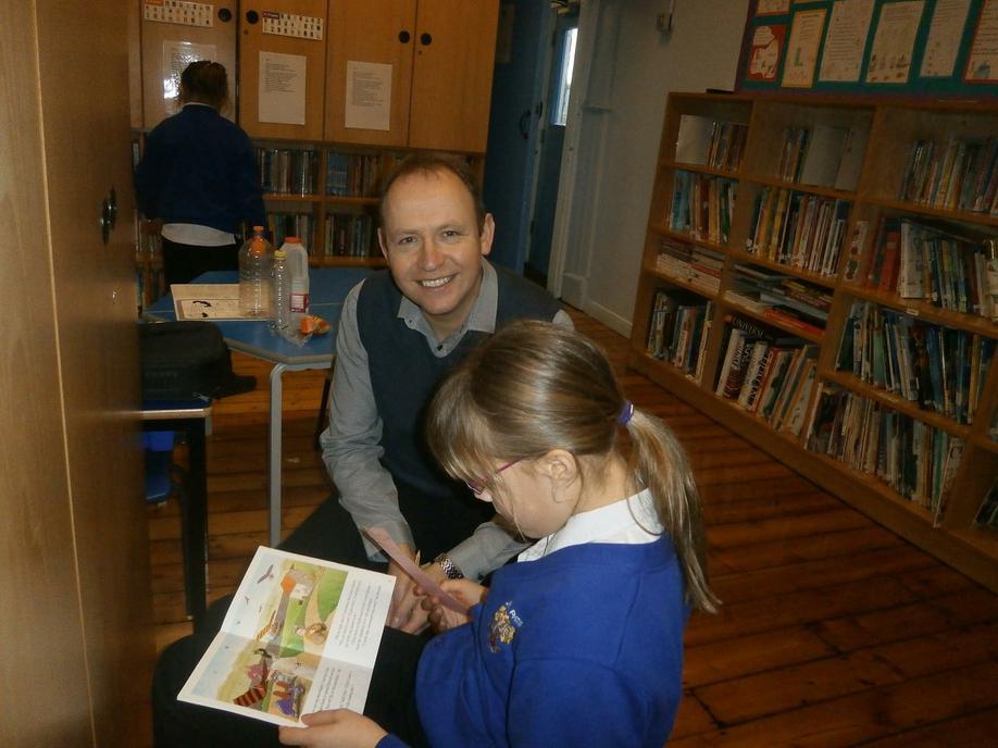 Mr Cooper - Teaching Assistant