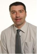 Chris Harris - Executive Finance & Premises Manager