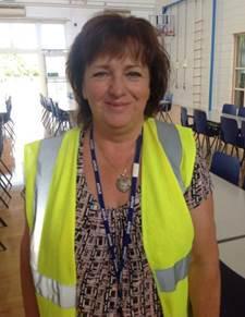 Mrs Gill Bates - Lunchtime Supervisor