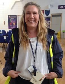 Mrs Nicky King - Lunchtime Supervisor