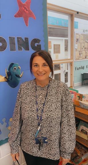 Mrs Wood 1W Teaching Assistant