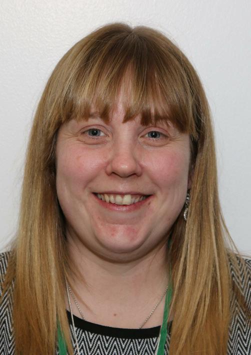 Claire Hooker- Deputy Head Teacher